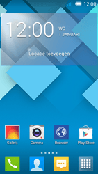 Alcatel OT-7041X Pop C7 - Applicaties - Account aanmaken - Stap 1