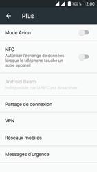 Crosscall Trekker M1 Core - Internet et connexion - Utiliser le mode modem par USB - Étape 5