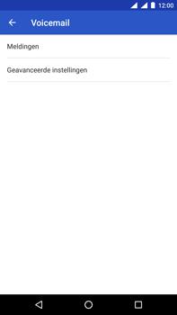 Nokia 6.1 Dual-SIM (TA-1043) - Voicemail - Handmatig instellen - Stap 8