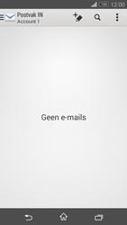 Sony Xperia Z3 4G (D6603) - E-mail - Instellingen KPNMail controleren - Stap 5