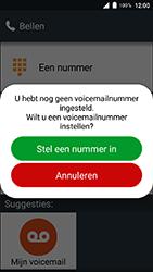 Doro 8035-model-dsb-0170 - Voicemail - Handmatig instellen - Stap 5