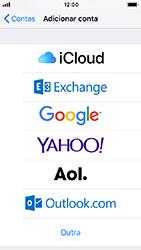 Apple iPhone 5s - iOS 12 - Email - Configurar a conta de Email -  6