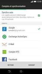 HTC Desire 610 - Premiers pas - Créer un compte - Étape 31