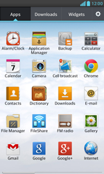 LG E975 Optimus G - Email - Manual configuration - Step 3