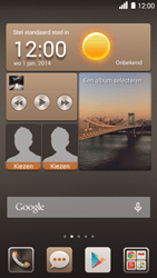 Huawei Ascend G6 - Applicaties - Download apps - Stap 1