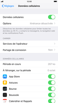 Apple iPhone 7 Plus iOS 11 - MMS - configuration manuelle - Étape 5