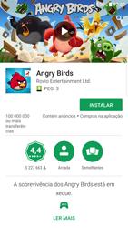 Samsung Galaxy S6 Edge - Android Nougat - Aplicações - Como pesquisar e instalar aplicações -  17