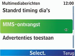 Nokia C3-00 - MMS - probleem met ontvangen - Stap 9