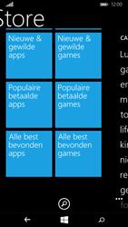 Microsoft Lumia 640 (Type RM-1072) - Applicaties - Downloaden - Stap 8