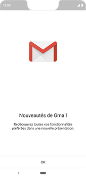 Google Pixel 3XL - E-mail - Configuration manuelle - Étape 4