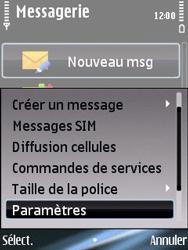 Nokia E75 - Mms - Configuration manuelle - Étape 19