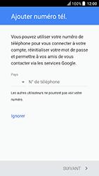 HTC U Play - Applications - Créer un compte - Étape 14