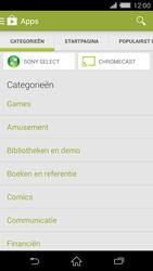 Sony D6503 Xperia Z2 - Applicaties - Downloaden - Stap 6