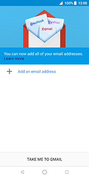 ZTE Blade V9 - E-mail - Manual configuration (gmail) - Step 5
