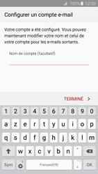 Samsung Galaxy S6 - E-mails - Ajouter ou modifier votre compte Outlook - Étape 9