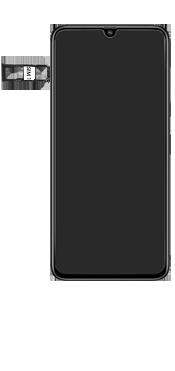 Samsung Galaxy A70 - Device - Insert SIM card - Step 4