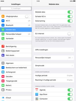 Apple iPad Mini 3 iOS 9 - Internet - Internet gebruiken in het buitenland - Stap 7