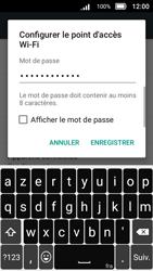 Doro 8031 - Internet et connexion - Partager votre connexion en Wi-Fi - Étape 11