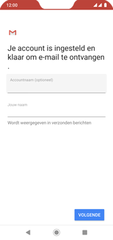 Xiaomi Mi A2 Lite - E-mail - e-mail instellen: POP3 - Stap 20
