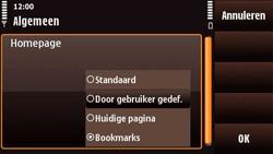 Nokia N97 Mini - Internet - Handmatig instellen - Stap 24