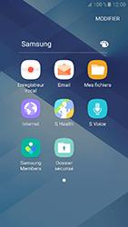 Samsung Galaxy A3 (2017) - E-mail - envoyer un e-mail - Étape 3