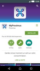 Sony E2303 Xperia M4 Aqua - Applications - MyProximus - Étape 8