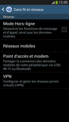 Samsung I9195 Galaxy S IV Mini LTE - Réseau - utilisation à l'étranger - Étape 8