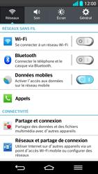 LG G2 - Internet et connexion - Désactiver la connexion Internet - Étape 4