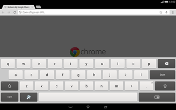 Sony Xperia Tablet Z2 (SGP521) - Internet - internetten - Stap 5