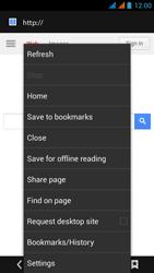 Wiko Stairway - Internet - Internet browsing - Step 17