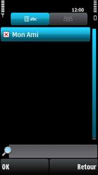 Nokia X6-00 - E-mail - envoyer un e-mail - Étape 7