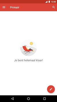 Nokia 6.1 - E-mail - handmatig instellen (gmail) - Stap 13