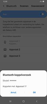 Samsung galaxy-a80-dual-sim-sm-a805fz - Bluetooth - Headset, carkit verbinding - Stap 8
