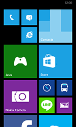 Nokia Lumia 630 - Troubleshooter - Applications - Étape 1