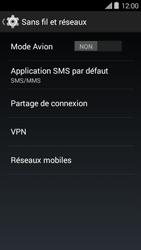 Bouygues Telecom Ultym 5 II - Internet et connexion - Partager votre connexion en Wi-Fi - Étape 5