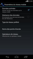 LG D821 Google Nexus 5 - Réseau - utilisation à l'étranger - Étape 9