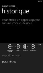Nokia Lumia 520 - Sécuriser votre mobile - Personnaliser le code PIN de votre carte SIM - Étape 5
