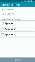 Samsung A300FU Galaxy A3 - Contacten en data - Foto