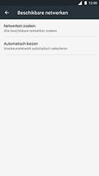 Nokia 8 (SingleSIM) - Netwerk selecteren - Handmatig een netwerk selecteren - Stap 8
