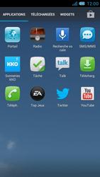 Bouygues Telecom Bs 471 - Contact, Appels, SMS/MMS - Envoyer un MMS - Étape 3