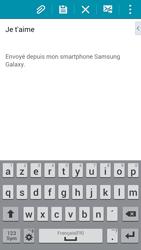 Samsung Galaxy Alpha - E-mails - Envoyer un e-mail - Étape 10