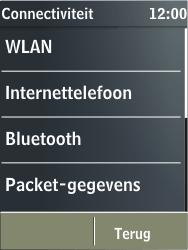 Nokia X3-02 - Bluetooth - koppelen met ander apparaat - Stap 7