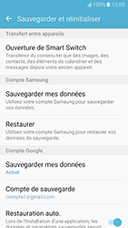 Samsung Galaxy S7 (G930) - Device maintenance - Back up - Étape 10
