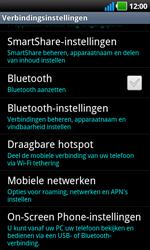 LG P970 Optimus Black - Buitenland - Bellen, sms en internet - Stap 6
