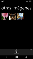 Microsoft Lumia 640 - Bluetooth - Transferir archivos a través de Bluetooth - Paso 7