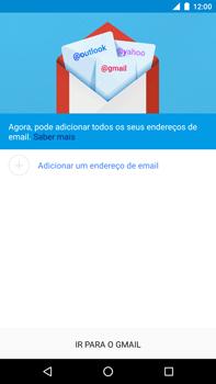 Huawei Google Nexus 6P - Email - Adicionar conta de email -  5