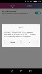 Huawei Huawei Y5 II - Internet - Désactiver du roaming de données - Étape 8