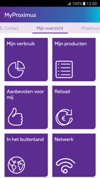 Samsung A320 Galaxy A3 (2017) - Applicaties - MyProximus - Stap 12