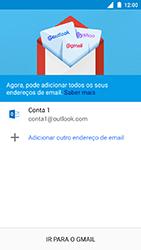 Nokia 3 - Email - Adicionar conta de email -  12