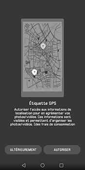 Huawei Mate 10 Pro - Photos, vidéos, musique - Créer une vidéo - Étape 6